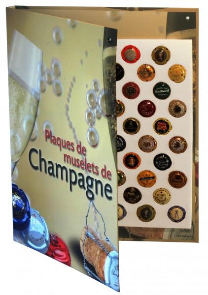 2 Présentoirs pour 100 capsules de Champagne