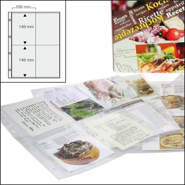 Feuilles pour recettes de cuisine 5474