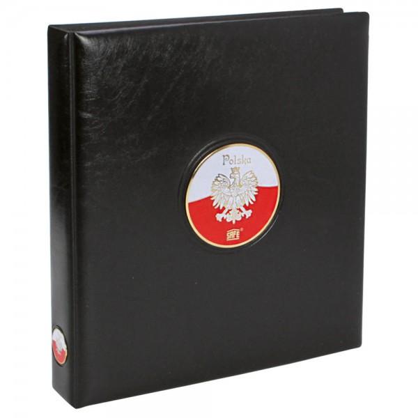"""Album """"Premium"""" pour monnaies de Pologne"""