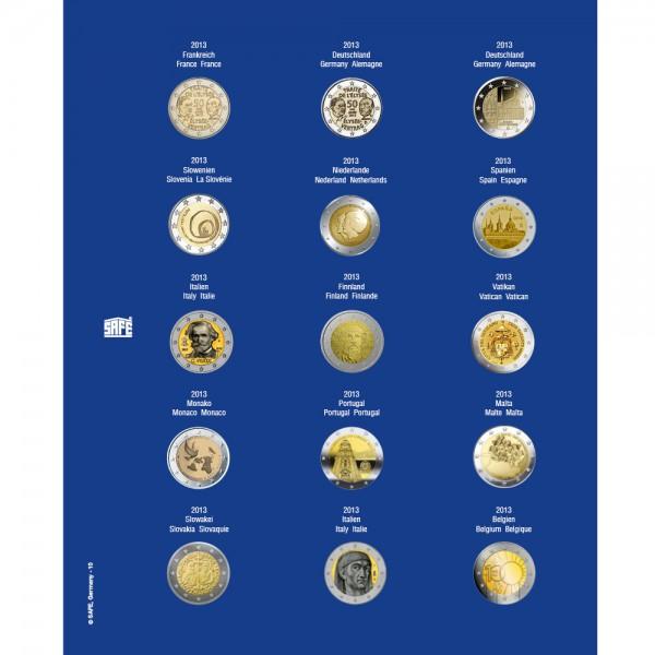 Feuille TOPset 2 € 2013-1
