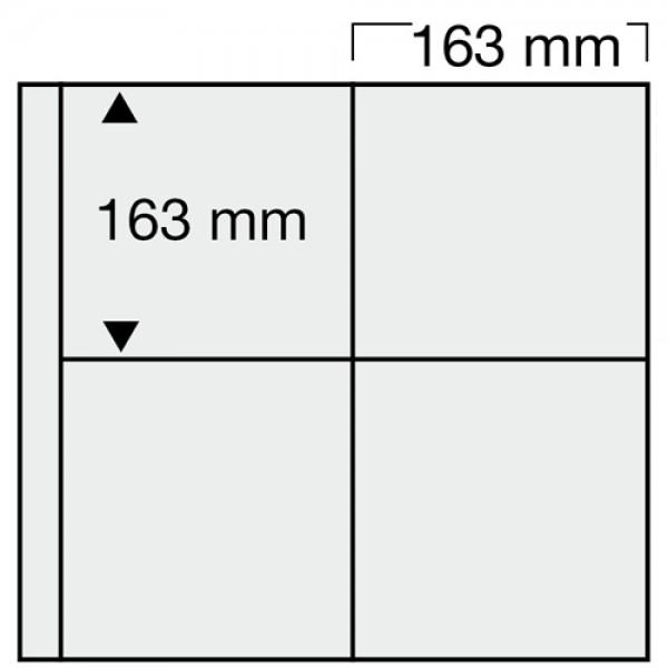 Feuilles spéciales pour 8 cartes 160 x 160 mm 6025