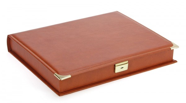 Album-coffret pour documents