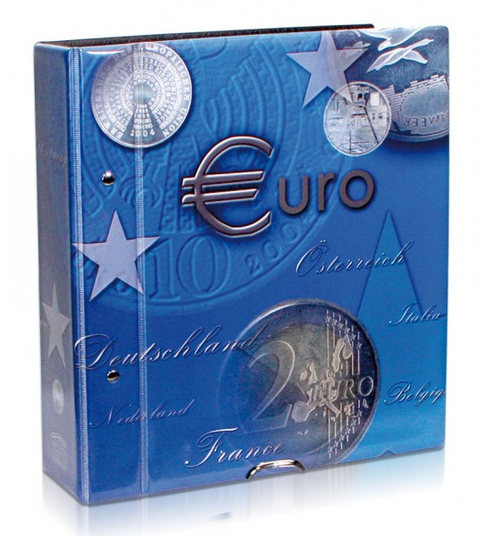 "Reliure ""TOPset"" 2 € vide"