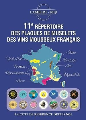 Répertoire des Plaques de muselet de Vins mousseux 2019