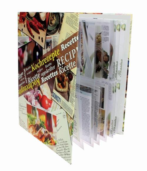 Album pour recettes de cuisine 7930