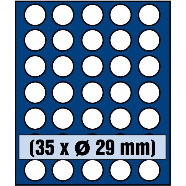 Plateau pour monnaies 6329SP