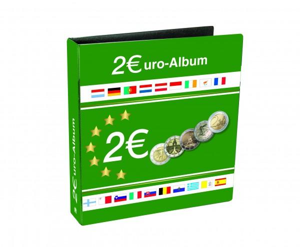 """Album """"Designo"""" pour 160 pièces de 2 €"""