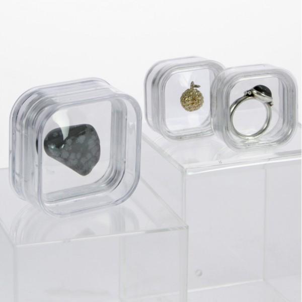 Boîtes de présentation 3D