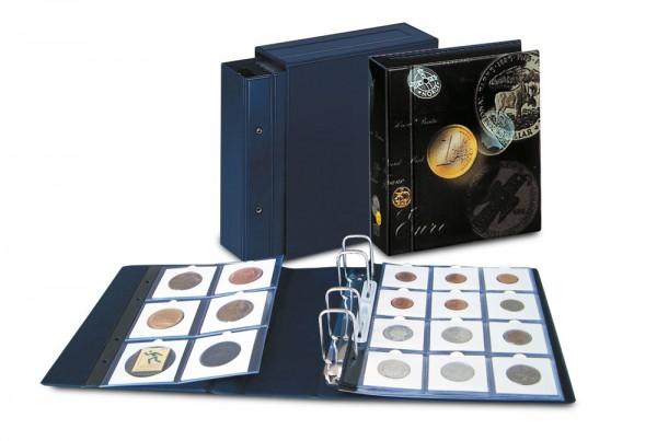 Album Compact pour monnaies sous étuis