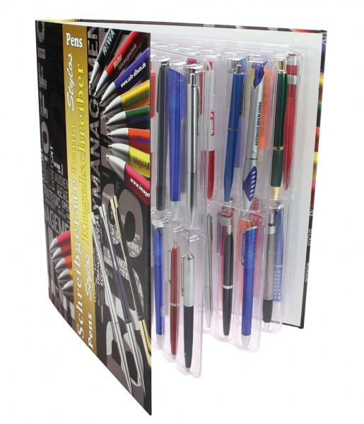 Album pour stylos de collection 7929
