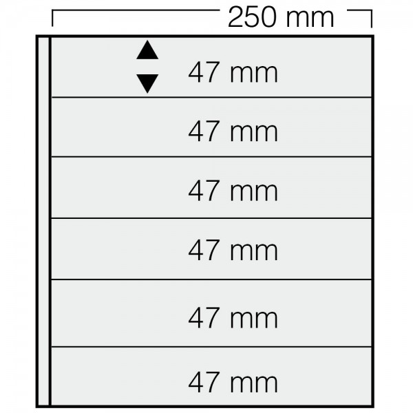 Feuilles-classeur Garant 726, 736, 826