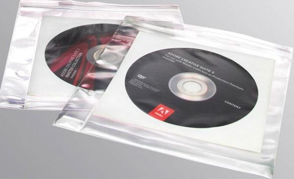 Feuilles pour CD et DVD