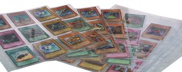 50 feuilles pour cartes de jeu