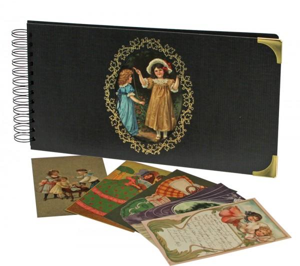 Classeur cartes postales « Nostalgie »