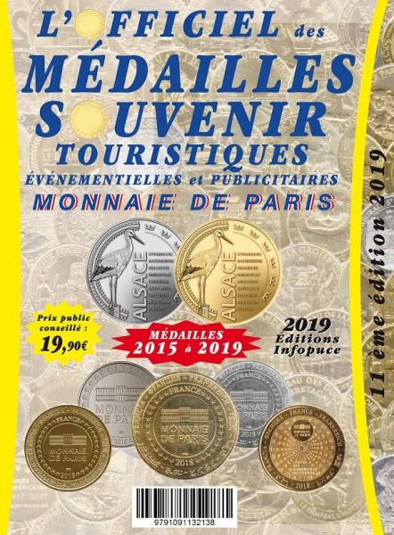 L'Officiel des Médailles Souvenir - Supplément 2019