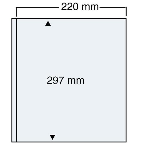 Feuilles Compact A4 réf. 450