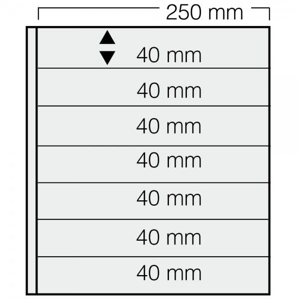 Feuilles-classeur Garant 727, 737, 827