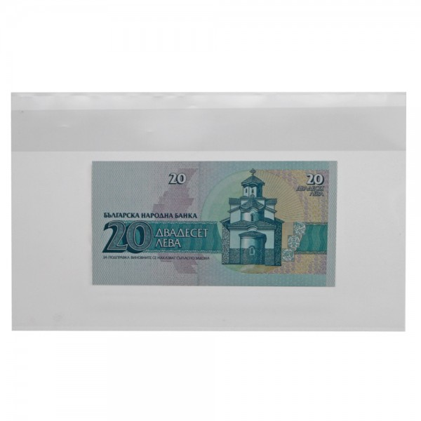 Etuis individuels 270 x 157 mm pour billets