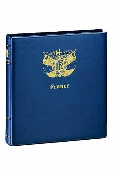 """Reliures """"Favorite"""" avec titre et emblème France"""