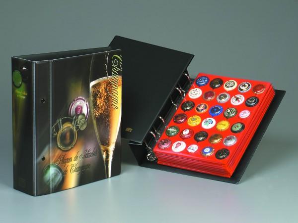"""Offre spéciale : Album """"Artline"""" pour 210 capsules de Champagne"""