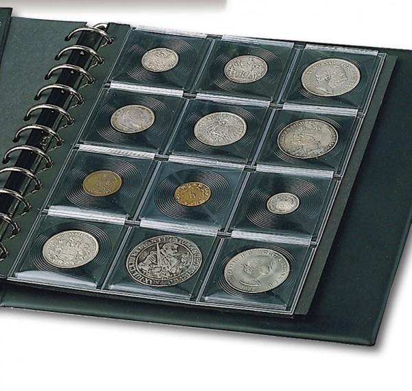"""Feuille """"Coin N"""" pour monnaies 770"""