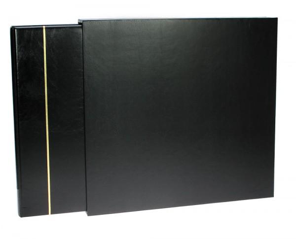 """Boîtier pour albums cartes """"Standard"""" noirs"""