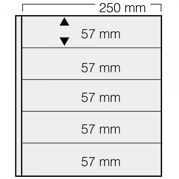 Feuilles-classeur Garant 725, 735, 825