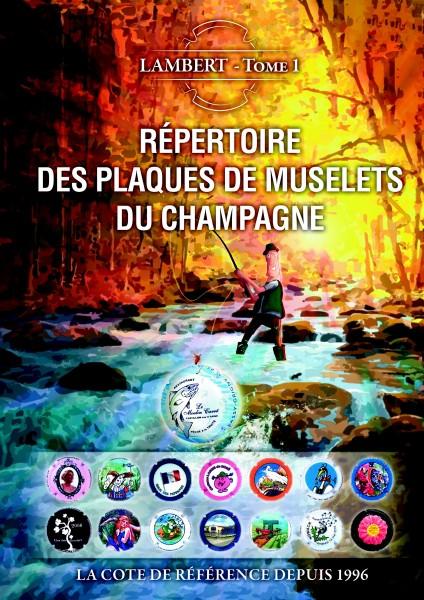 Répertoire des Plaques de muselets de producteurs de Champagne 2018