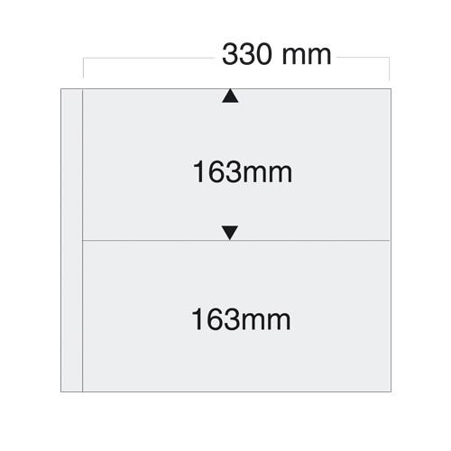 Feuilles spéciales pour cartes jusqu'à 300 x 160 mm 6015