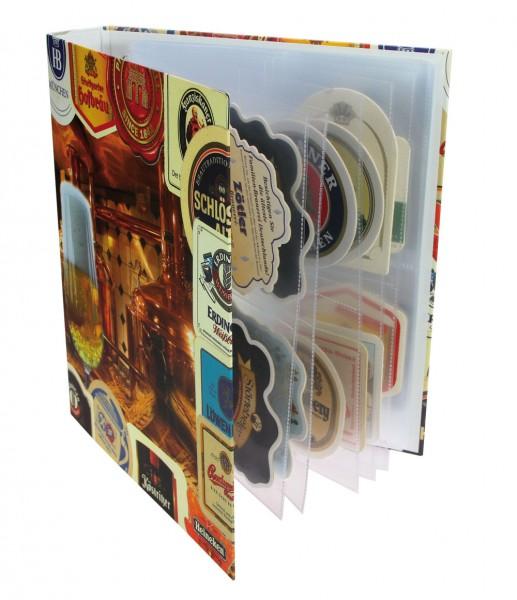Album pour sous-bocks de bière 7922