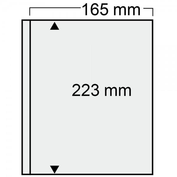 Feuilles Compact pour documents A5