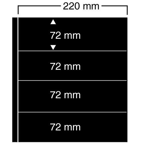 Feuille-classeur Compact A4 - 454