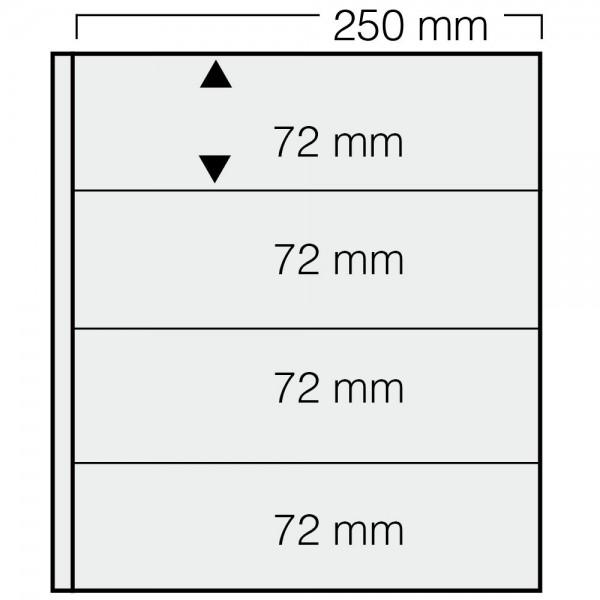 Feuilles-classeur Garant 724, 734, 824