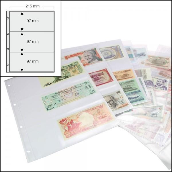 50 feuilles billets 3 poches 5483XL