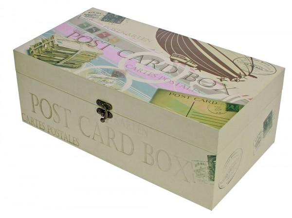Box pour cartes postales