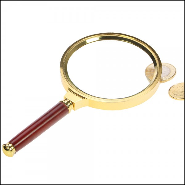 """Loupe """"Gold Edition"""" XL"""
