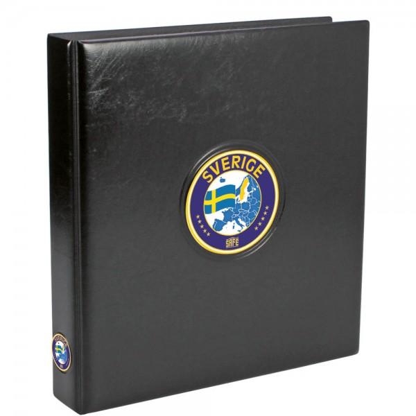 """Album """"Premium"""" pour monnaies de Suède"""