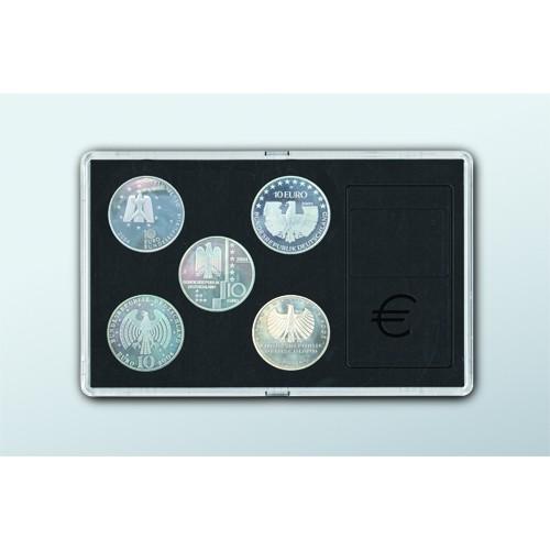 Etui de protection pour pièces de 10 € d'Allemagne