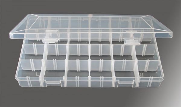 2 Box pour miniatures et minéraux