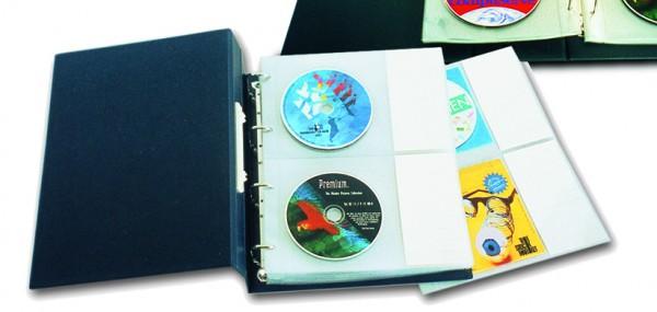Album pour CD et DVD 486