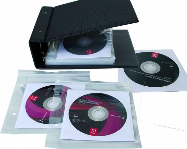 Album pour CD et DVD