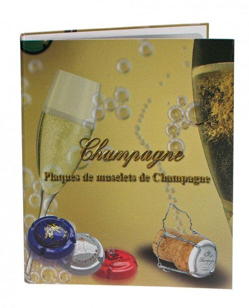 Album Champagne grand format 7880