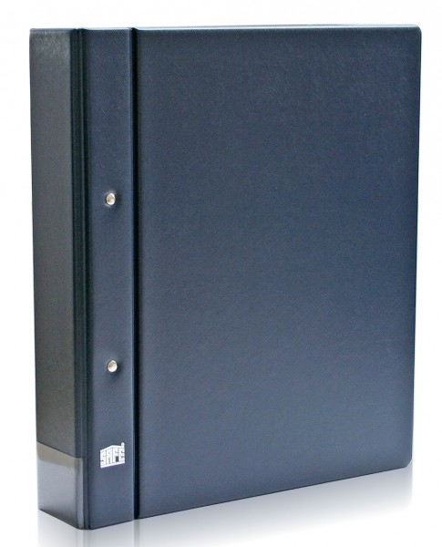 "Reliure Compact A4 ""Classic"" bleue"