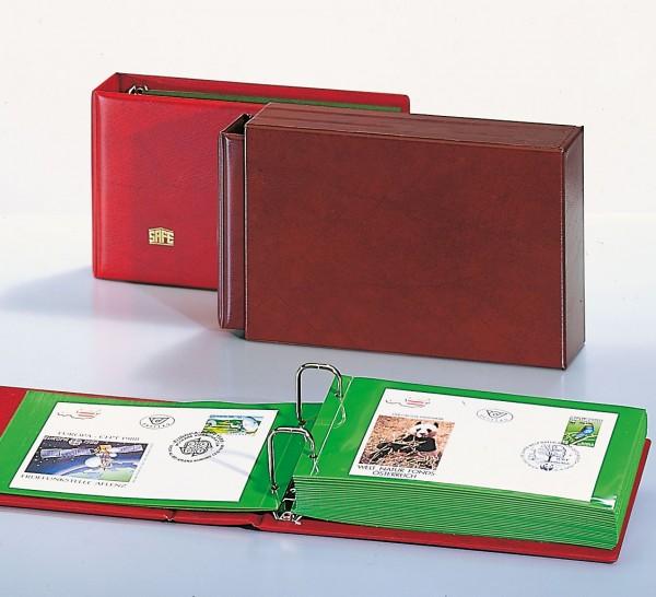Album pour enveloppes, cartes, FDC