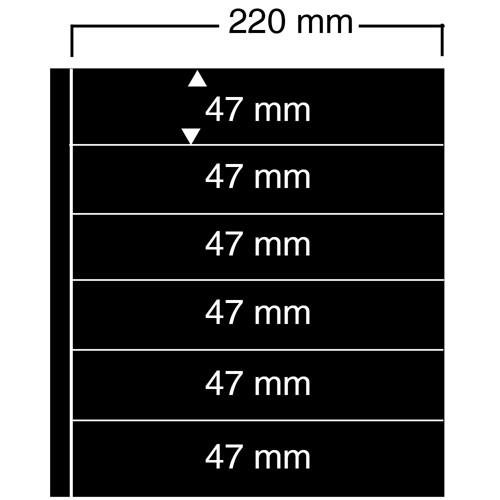 Feuille-classeur Compact A4 - 456