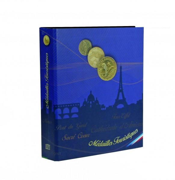 Album pour Médailles Touristiques