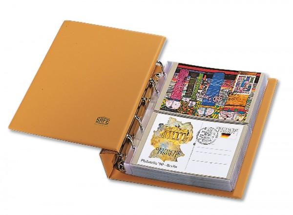 Albums Compact pour cartes modernes 10,5 x 15 cm