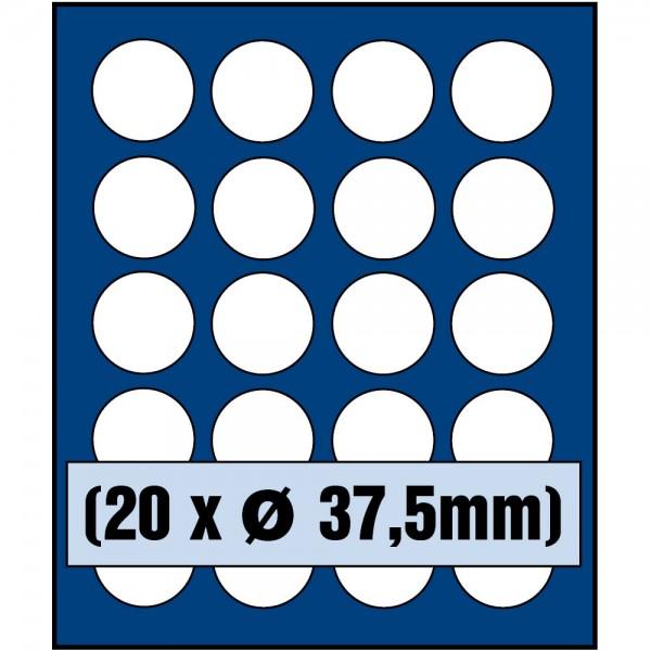 Plateau pour monnaies 6337SP